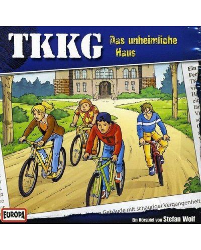 TKKG - 143/Das unheimliche Haus - (CD) - 1