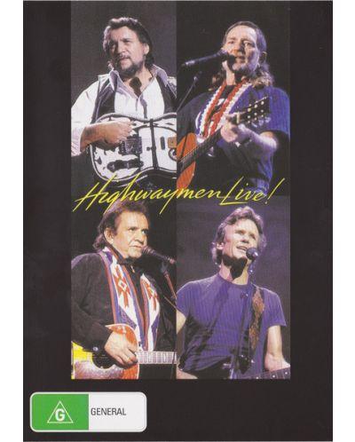 The Highwaymen - The Highwaymen Live - (DVD) - 1