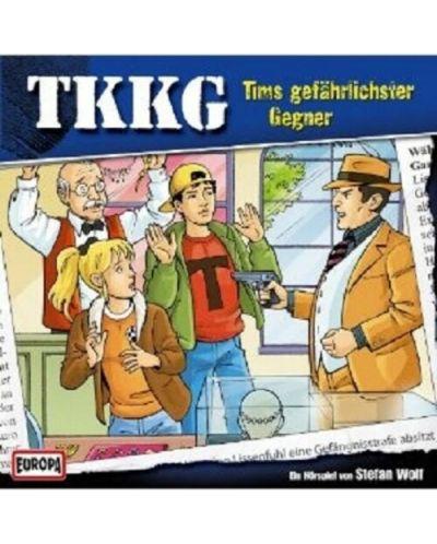 TKKG - 149/Tims gefahrlichster Gegner - (CD) - 1
