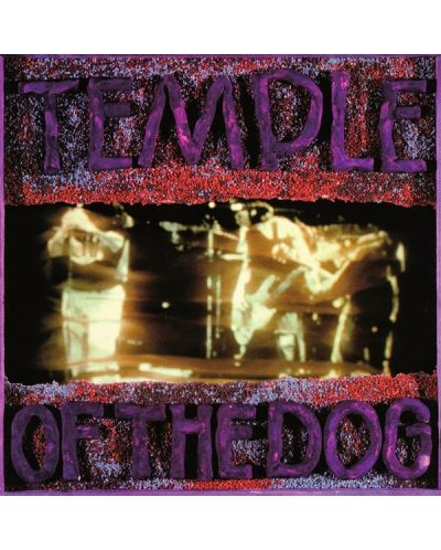 Temple of the Dog - Temple of The Dog - (CD) - 1