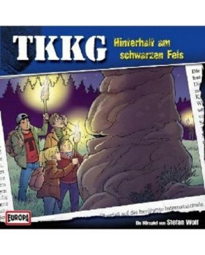 TKKG - 145/Hinterhalt Am schwarzen Fels - (CD) - 1