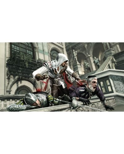 Assassin's Creed II GOTY - Essentials (PS3)	 - 4