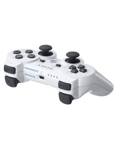 Sony DualShock 3 Wireless Controller - Classic white - 4