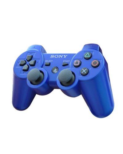 DUALSHOCK 3 Wireless Controller - Metallic Blue - 2