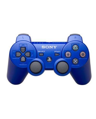 Sony DualShock 3 Wireless Controller - Metallic blue - 4