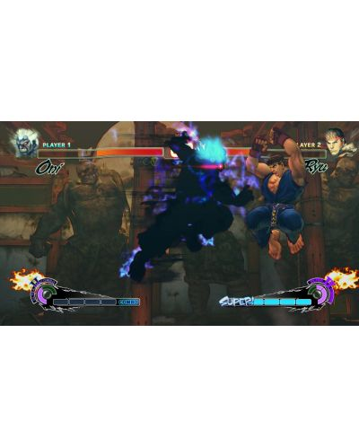 Super Street Fighter IV: Arcade Edition - Essentials (PS3) - 5