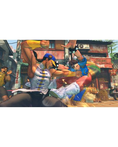 Super Street Fighter IV: Arcade Edition - Essentials (PS3) - 9