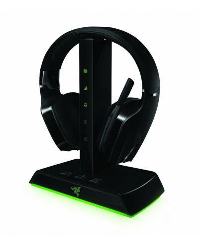 Casti gaming Razer Chimaera - 5.1 Surround, wireless negre - 2