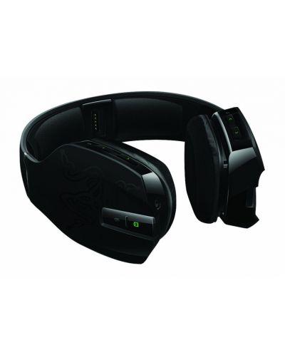 Casti gaming Razer Chimaera - 5.1 Surround, wireless negre - 5