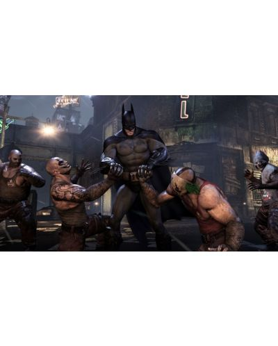 Batman: Arkham City - GOTY (PS3) - 12