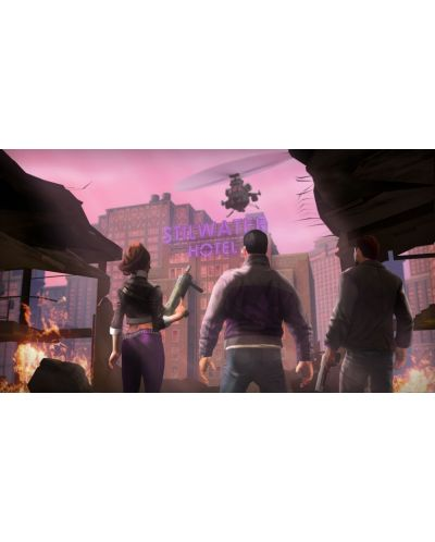 Saint's Row: the Third - Full Package (PS3) - 3