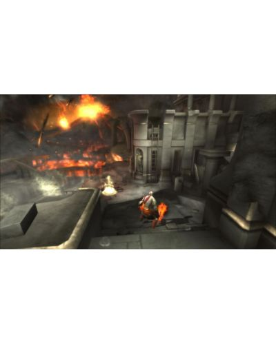 God of War: Origins Collection - Essentials (PS3) - 4