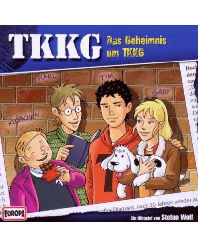 TKKG - Das Geheimnis Um TKKG - (CD) - 1