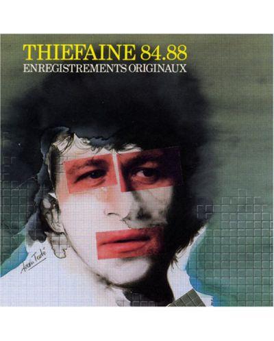 Hubert-Felix Thiefaine - Thiefaine 84-88 - (CD) - 1