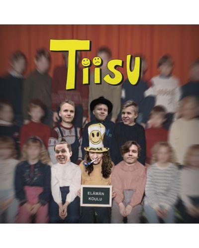 Tiisu - Elaman koulu - (CD) - 1