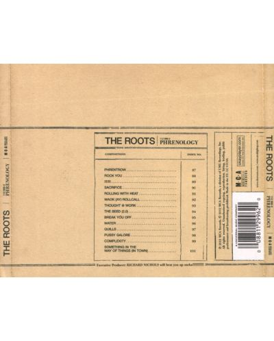 The Roots - Phrenology (CD) - 2