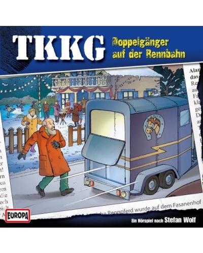 TKKG - 174/Doppelganger Auf der Rennbahn - (CD) - 1