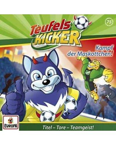 Teufelskicker - 075/Kampf der Maskottchen! - (CD) - 1