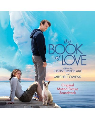 Justin Timberlake - The Book Of Love (Original Motion Pictur - (CD) - 1