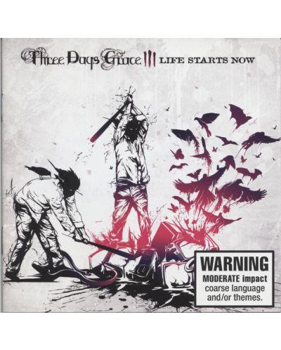 Three Days Grace - Life Starts Now - (CD) - 1
