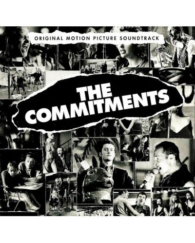 The Commitments - Soundtrack: The Commitments - (CD) - 1