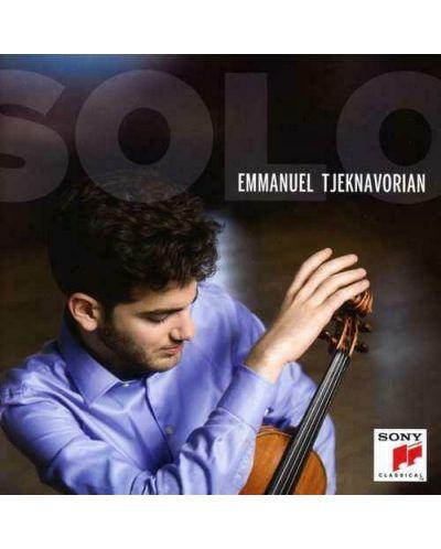 Emmanuel Tjeknavorian - Solo - (CD) - 1