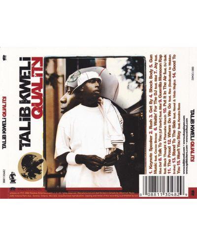 Talib Kweli - Quality - (CD) - 2