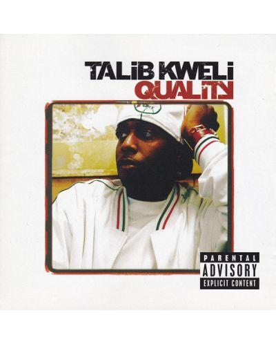 Talib Kweli - Quality - (CD) - 1