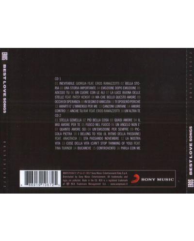 Eros Ramazzotti - Eros Best Love Songs (CD) - 2