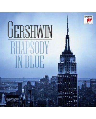Michael Tilson Thomas - Rhapsody In Blue - (CD) - 1