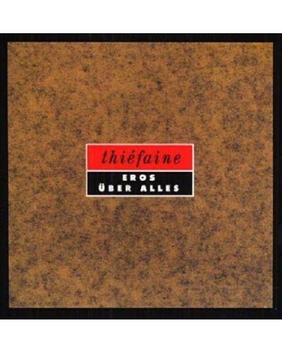 Hubert-Felix Thiefaine - Eros uber alles - (CD) - 1