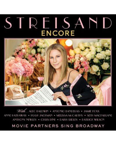Barbra Streisand - Encore: Movie Partners Sing Broadway (CD) - 1