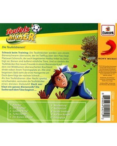 Teufelskicker - 074/Die Teufels-Bienen! - (CD) - 2