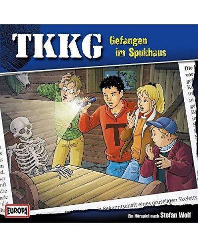 TKKG - 155/Gefangen Im Spukhaus - (CD) - 1