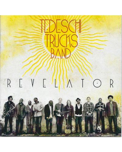 Tedeschi Trucks Band - Revelator - (CD) - 1