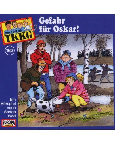 TKKG - 162/Gefahr fur Oskar! - (CD) - 1