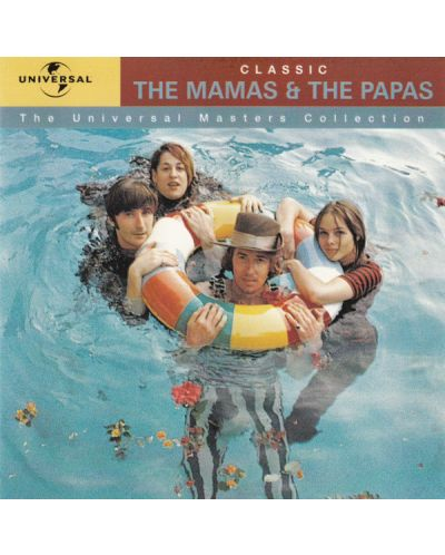 The Mamas & The Papas - 216050 Masters Collection (CD) - 1