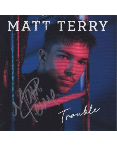 Matt Terry - Trouble - (CD) - 1