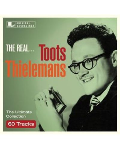 TOOTS Thielemans - The Real... Toots Thielemans - (3 CD) - 1