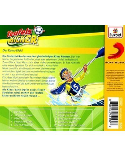 Teufelskicker - 073/Der Kanu-Kick! - (CD) - 2