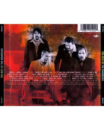 The Mavericks - The Very Best Of The Mavericks (CD) - 2