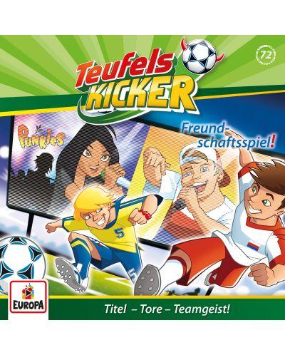 Teufelskicker - 072/Freundschaftsspiel! - (CD) - 1
