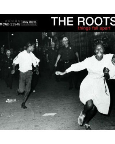 The Roots - Things Fall Apart (CD) - 1