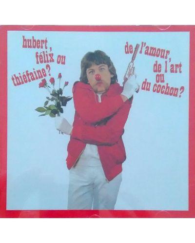 Hubert-Felix Thiefaine - De l'amour, De l'art ou Du cochon - - (CD) - 1