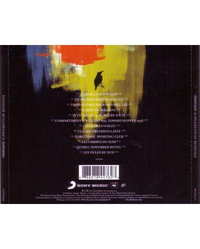 Hubert-Felix Thiefaine - Supplements De mensonge - (CD) - 2