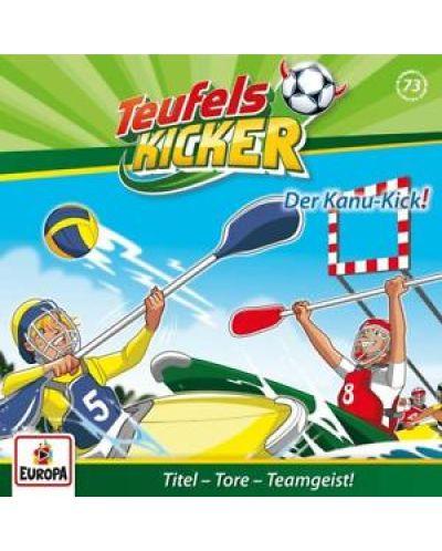 Teufelskicker - 073/Der Kanu-Kick! - (CD) - 1