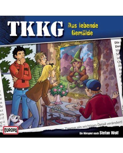 TKKG - 171/Das lebende Gemalde - (CD) - 1