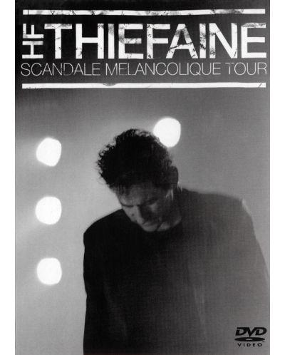 Hubert-Felix Thiefaine - Scandale Melancolique Tour - (DVD) - 1
