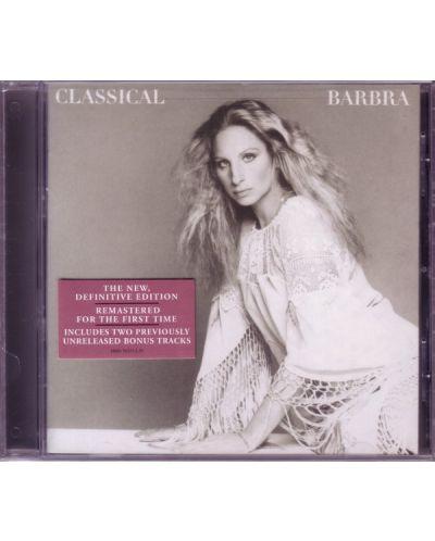 Barbra Streisand - Classical Barbra (Re-Mastered) (CD) - 1