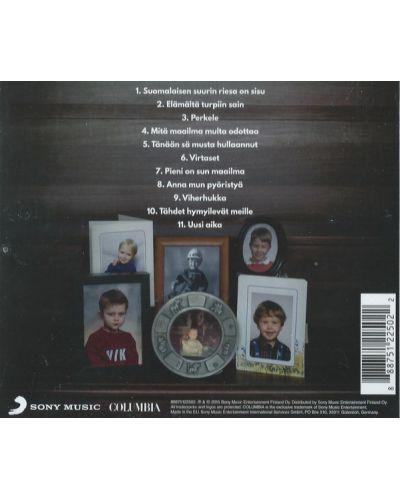 Tiisu - Elaman koulu - (CD) - 2